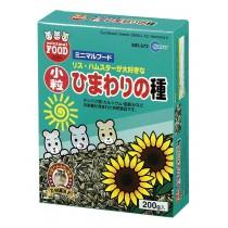Marukan Sunflower Seed For Dwarf 200g [MR572]