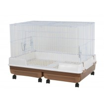 Marukan Easy Cleaning Cage for Rabbit [MR999]