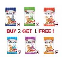 Health on Plus For Cat Mix & Match Buy 2 Get 1 Free