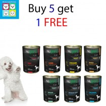 'Nutripe' Dog Canned  Pure - Buy 5 Get 1 Free