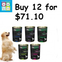 'Nutripe' Dog Canned  Pure - Buy 12 for $71.10