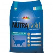 NutraGold Cat Holistic Indoor Adult Cat - 3kg
