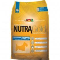 NutraGold Dog Holistic Indoor Adult Microbites - 3kg