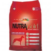 NutraGold Dog Holistic Lamb & Rice Formula - 15kg
