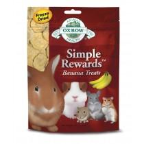Oxbow Simple Rewards Banana Treat 30g