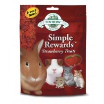 Oxbow Simple Rewards Strawberry Treat 15g