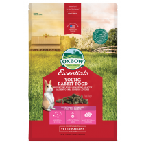 Oxbow Essentials Young Rabbit Food - Available in 5lbs & 10lbs