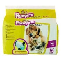 Pampets Pet Diaper M 16pcs