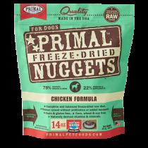 Primal Freeze-Dried Canine Chicken Formula - 14oz.