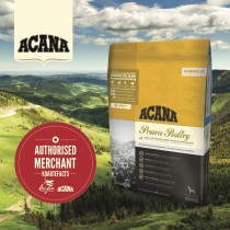 Acana Dog Classics Prairie Poultry 'Trial Pack - 340g