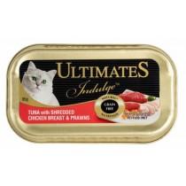 Snappy Tom Ultimates Indulge Chicken Breast & Prawn 85g