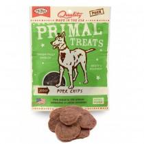 Primal Treats Jerky Pork Chips 3oz