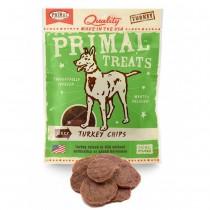 Primal Treats Jerky Turkey Chips 3oz