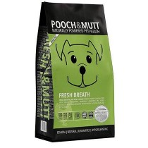 Pooch & Mutt Natural Grain Free Dog Food Fresh Breath - 6kg