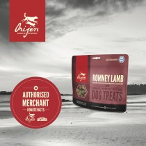 Orijen Freeze Dried Dog Treats - Romney Lamb - 42.5g