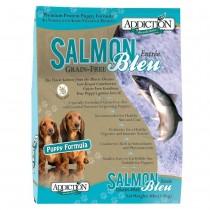 Addiction Dog Puppy Salmon Bleu Formula 20lb