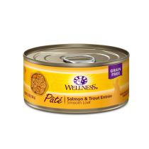 Wellness Cat Canned Complete Health™ Pâté Salmon & Trout 5.5oz