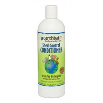 Earthbath Conditioner Green Tea & Awapuhi Shed Control