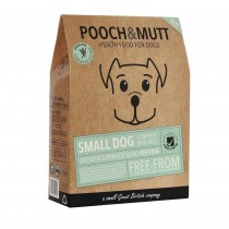 Pooch & Mutt Grain Free Complete Adult Small Dog Chicken & Superfood Blend 1kg