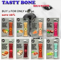 'TastyBone Flavours - Buy 2 for $19.90