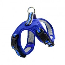 Tarky Vest Harness Reflective Type Blue - Available in 3S, 2S, S, M & L