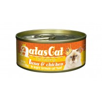 Aatas Cat Canned Tantalizing Tuna & Chicken in Aspic 80g