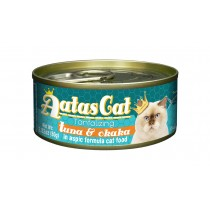 Aatas Cat Canned Tantalizing Tuna & Okaka in Aspic 80g
