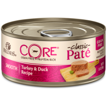 Wellness Cat Canned CORE® Pâté Turkey & Duck 5.5oz