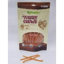 A Freschi srl Chews - Turkey Breast Stripe 115g