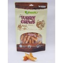 A Freschi srl Chews - Turkey Wrapped Rice Stick (S) 100g