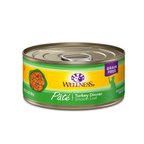 Wellness Cat Canned Complete Health™ Pâté Turkey Dinner 5.5oz