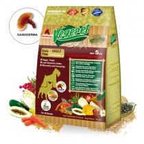 Vegepet Dog Grain-Free Ganoderma Ling Zhi - 2.27kg [Out of Stock]