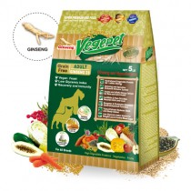 VegePet Dog Grain-Free Ginseng - 2.27kg [Out of Stock]