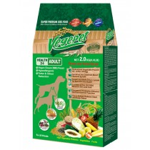 Vegepet Dog Adult Fitness & Herbal Recipe - 2kg [Out of Stock]