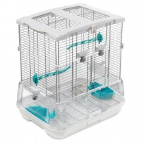 Vision Bird Cage 'for small birds (S01) - Single Height, Small Wire