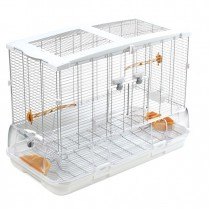 Vision Bird Cage for' large birds (L01) - Single Height, Small Wire