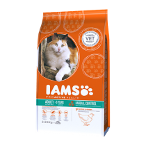 IAMS Feline Hairball - Available in 700g, 2.55kg