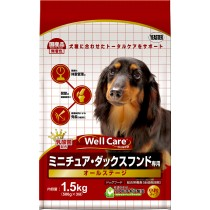 Well Care Mini Dachshund All Stages - 1.5kg (Out of Stock)