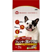 Well Care French Bulldog All Stages - 3kg (Out of Stock)