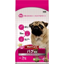 Well Care Pug Senior - 3kg