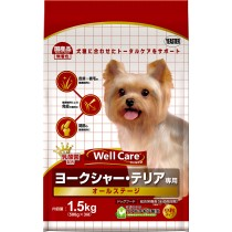 Well Care Yorkshire Terrier All Stages - 1.5kg (Out of Stock)