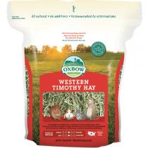 Oxbow Farm Fresh Western Timothy Hay - Availble in 15oz. & 40oz.