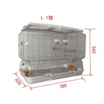 Lilliphut Bird Cage for' large birds (L1)