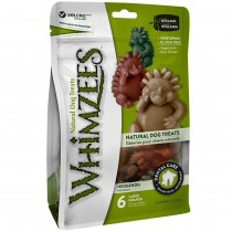 Whimzees All Natural Dog Dental Chews - Hedgehog Large 6pcs