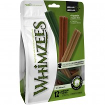 Whimzees All Natural Dog Dental Chews - Stix Medium 12+2pcs