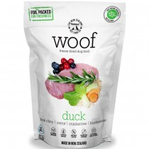 Woof Freeze Dried Raw Dog Food Duck - 320g
