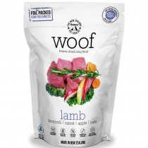Woof Freeze Dried Raw Dog Food Lamb' - 1.2kg