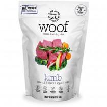 WOOF Freeze Dried Dog Bites Treats Lamb - 50g