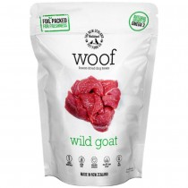 WOOF Freeze Dried Dog Bites Treats Wild Goat - 50g [Out of Stock]