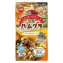 Granola with Nuts & Seeds for Hamster 70g